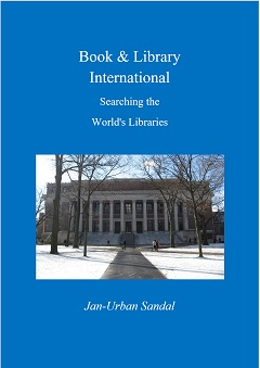 Cover of Book & Library International - Searching the World's Libraries